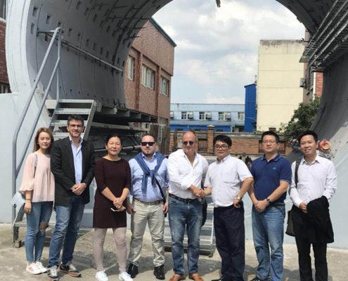 La ESIM a Shanghai per l'innovazione