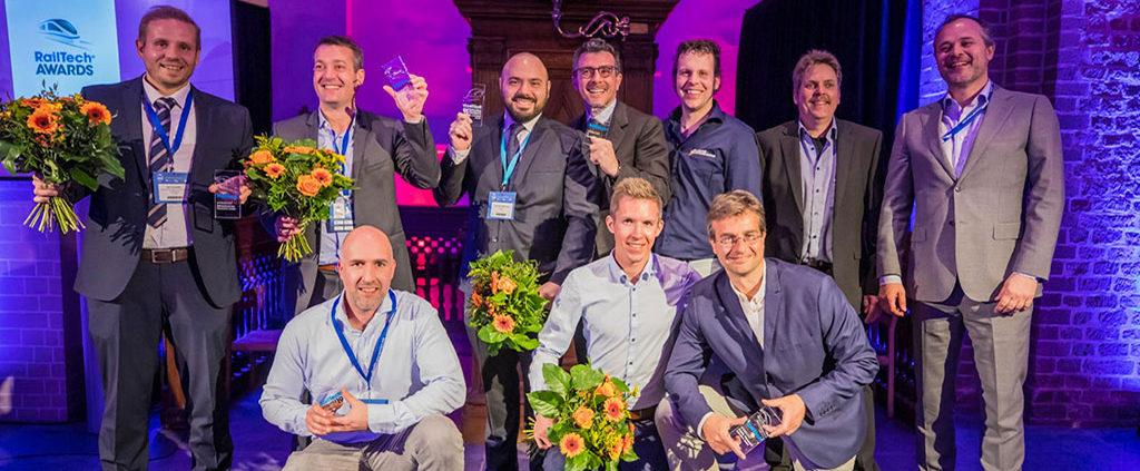 RailTech Pro Innovation Awards 2019